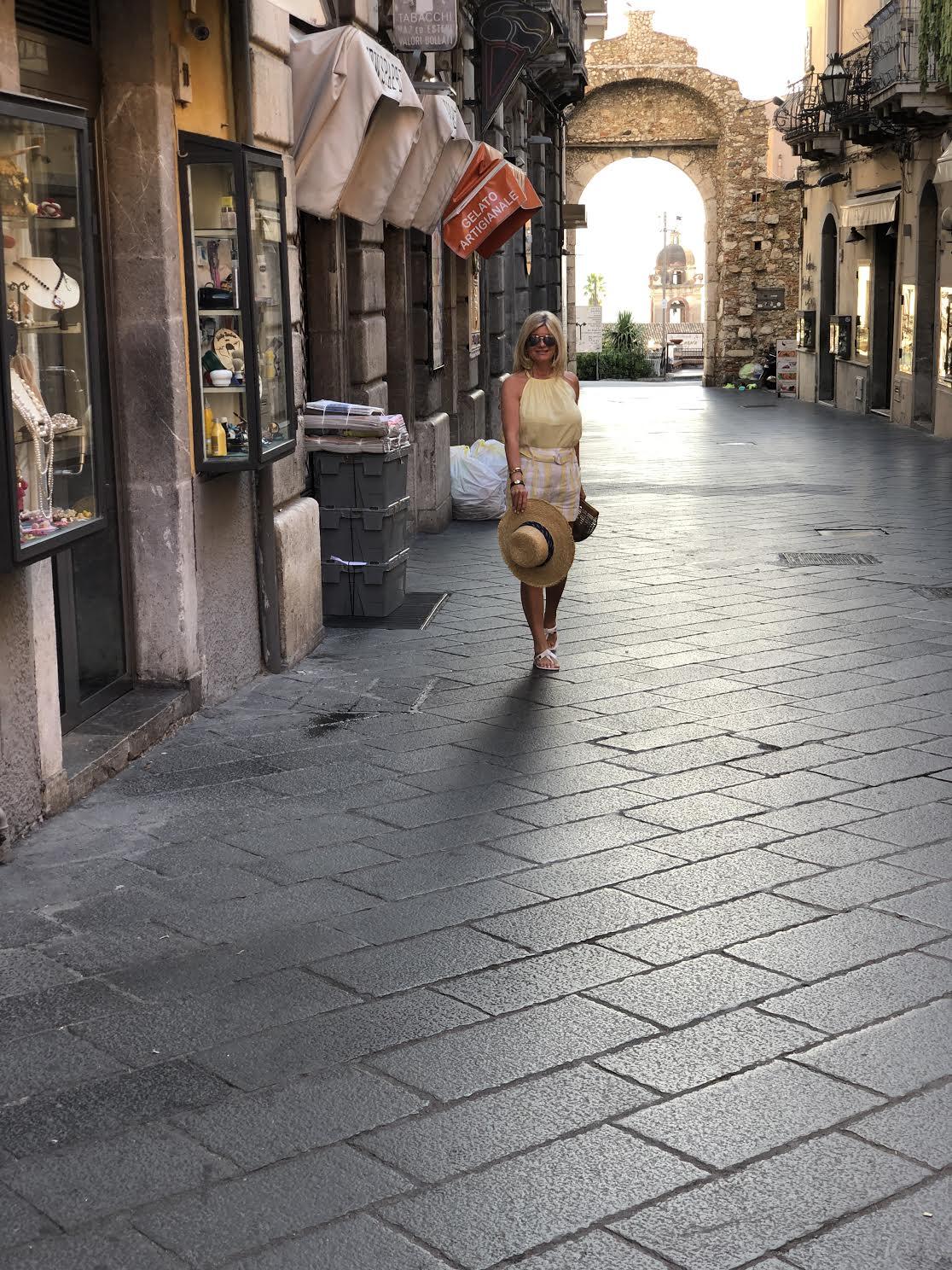 Taormina Street area