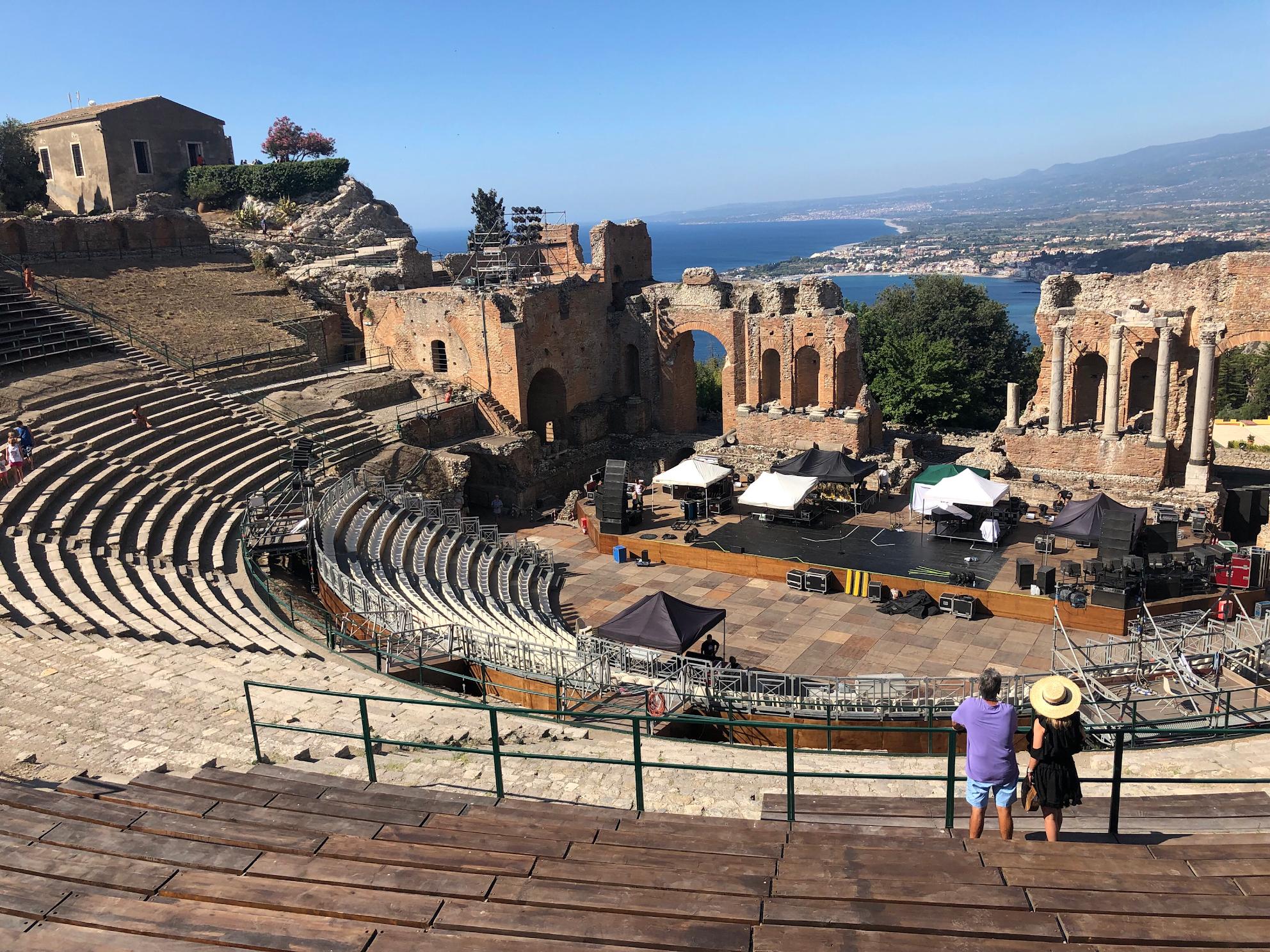 Instagram Spots in Taormina