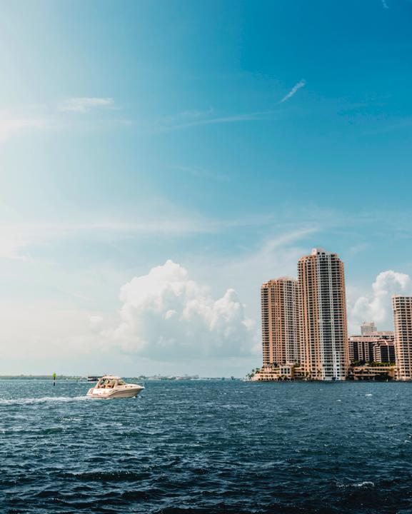 Weekend Vacation in Miami, Florida