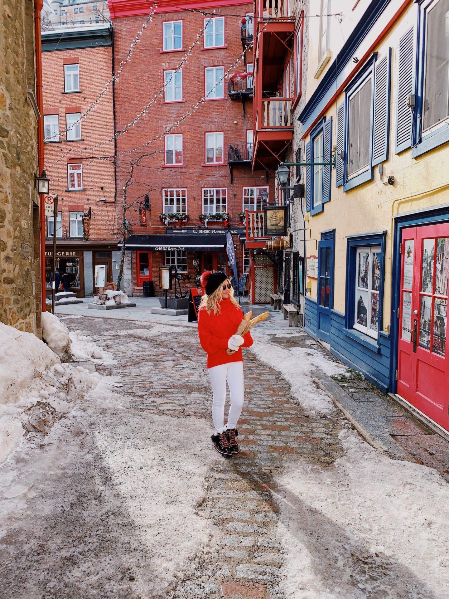 Instagrammable Spots In Quebec City