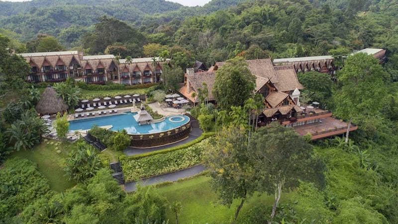 fascinating resort