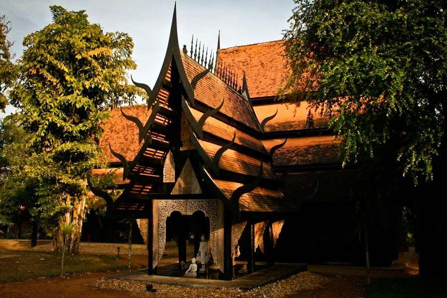 black house Thailand