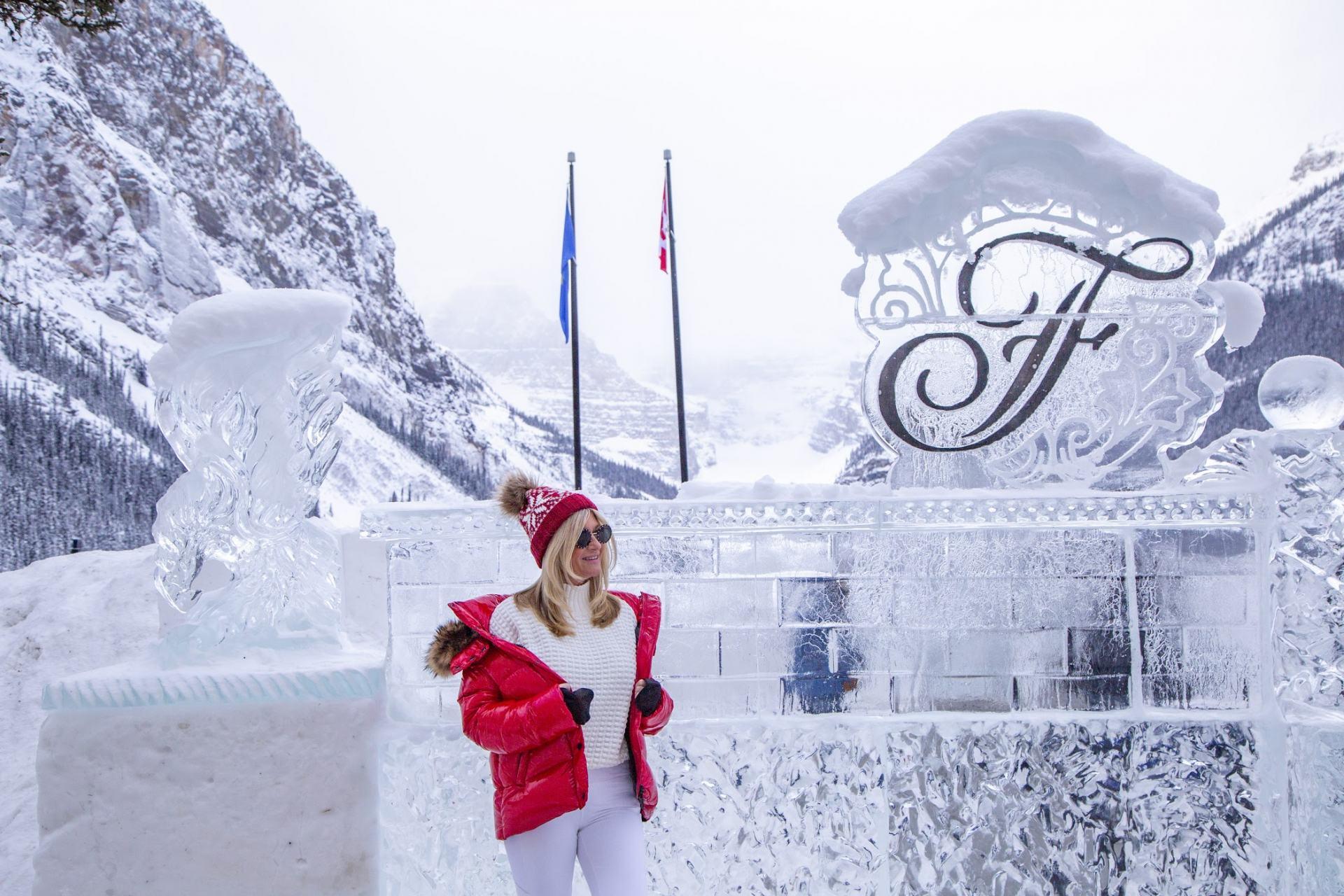 fairmont ice bar