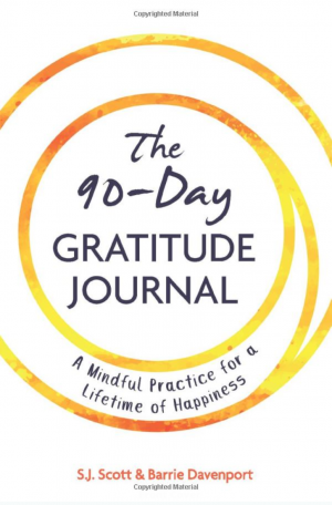 quarantine gratitude journal