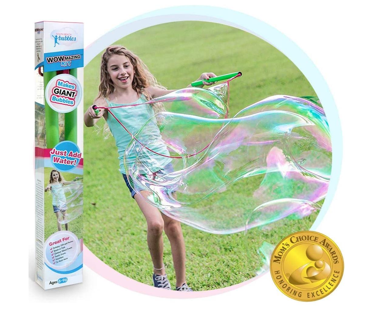 bubble wand kit