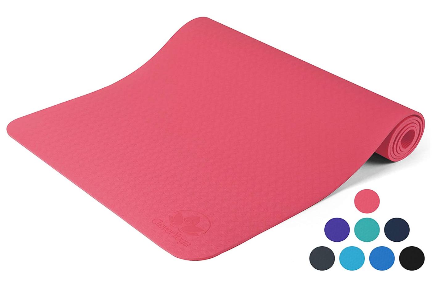 yoga mat self-care