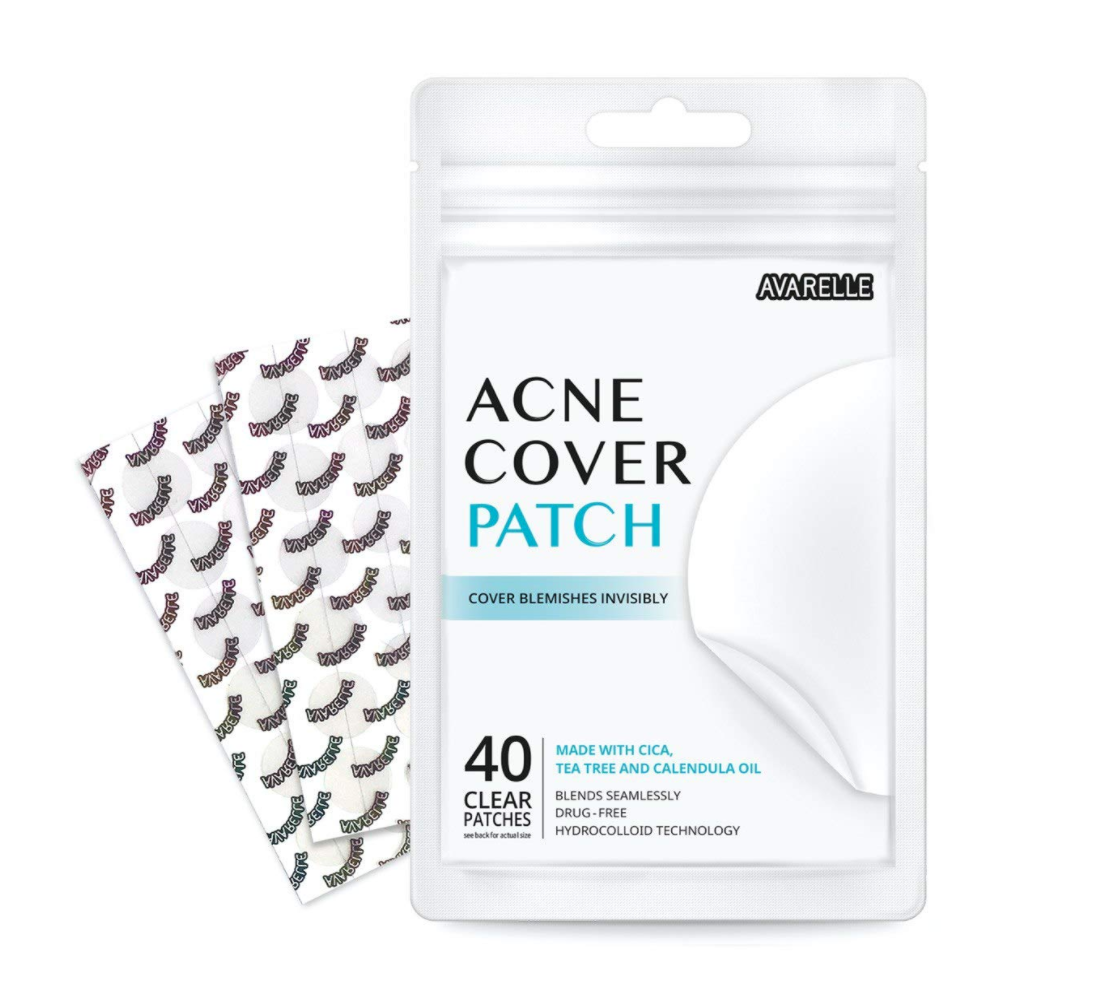 avarelle acne cover patch