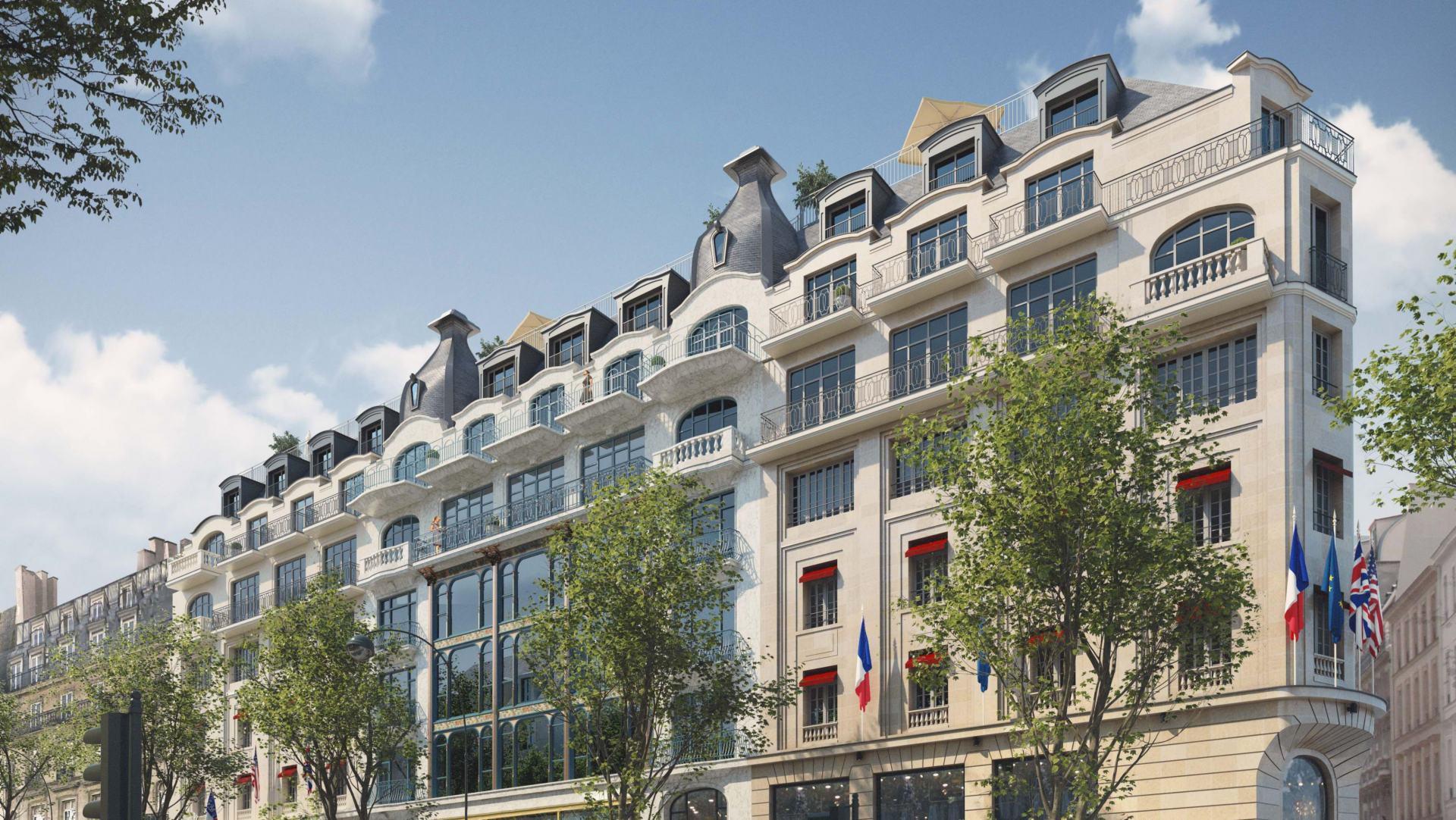 kimpton paris new hotel opening